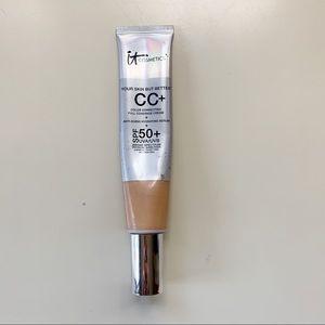 It cosmetics cc cream SPF 50+
